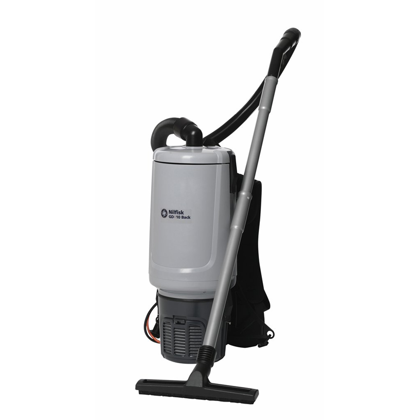 Nilfisk GD 10 Back Pack Vacuum Cleaner