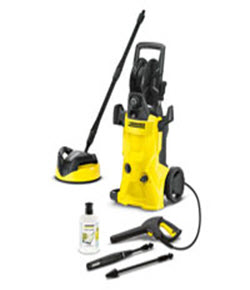 K4 Premium Home Pressure Washer