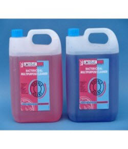 Double Agent Bactericidal Cleaner (2 x 5 ltr)
