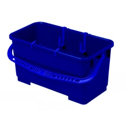 Plastic Bucket with castors 25 Litre