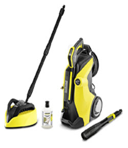 Karcher K7 Premium Full Control Pressure Washer with T450 Patio Cleaner
