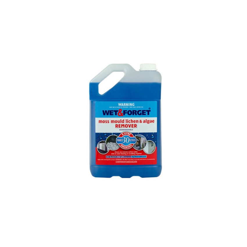 Wet & Forget - Mould and Algae Remover (5 Litre)