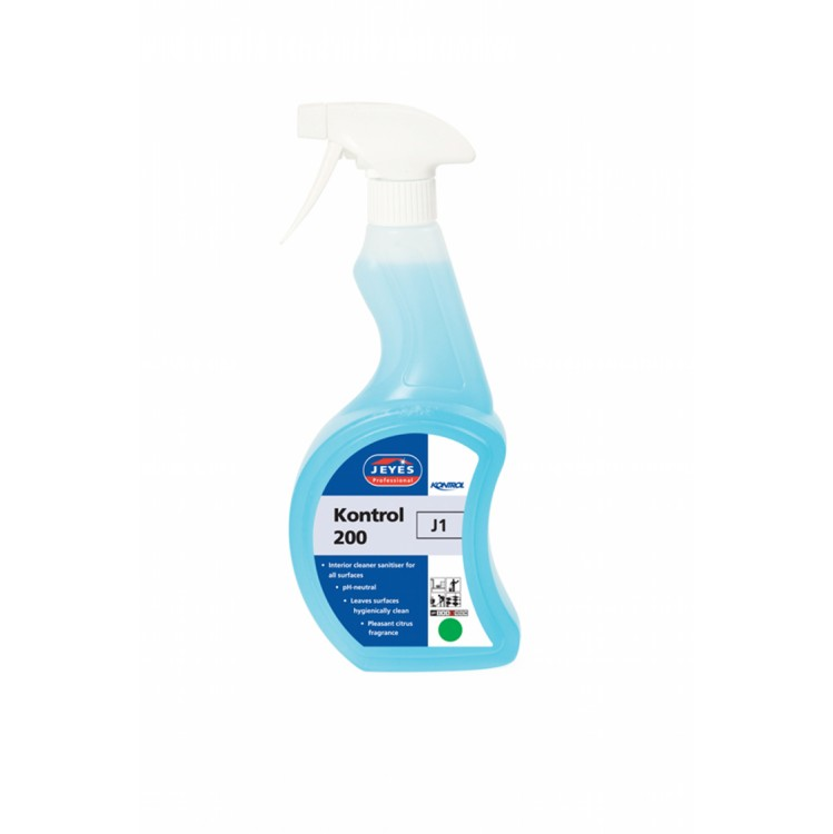 Interior Cleaner Sanitiser 6 x 750ml