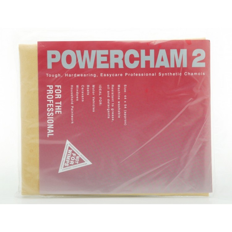 Chamois Powercham