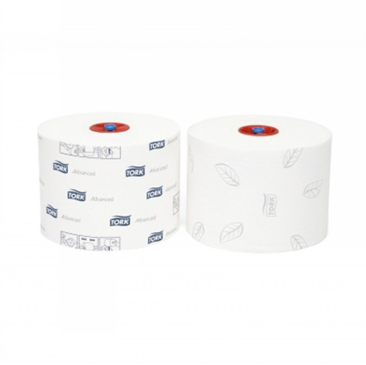 Tork Toilet Paper Advanced Compact Auto Shift (27 rolls)