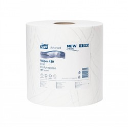 Tork Wiper 420 White