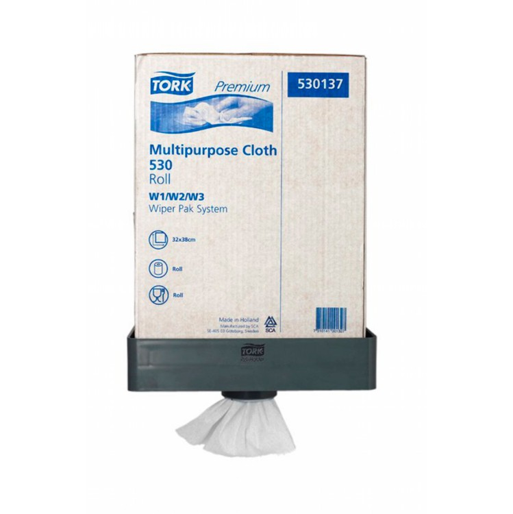 Tork Premium Multipurpose Cloth 530 Combi Roll