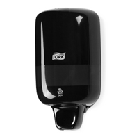 Tork Mini Liquid Soap Dispenser (Black)
