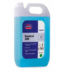 Jeyes Hard Surface Cleaner 2 x 5 Ltr