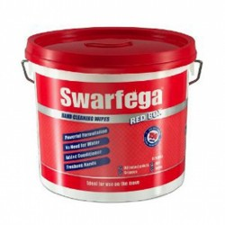 Swarfega SRB150W Hand Cleaning Wipes