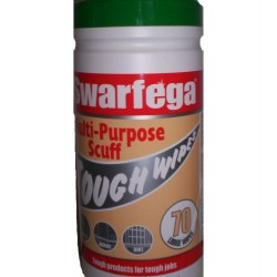 Swarfega Multi purpose Scuff Tough Wipes