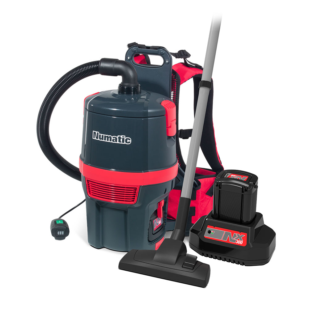 Numatic Back pack Vacuum cleaner RSV 200-1