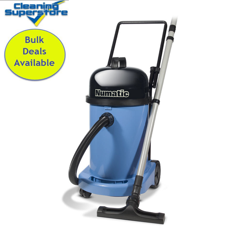 Numatic WV470 Wet and Dry Vacuum Cleaner