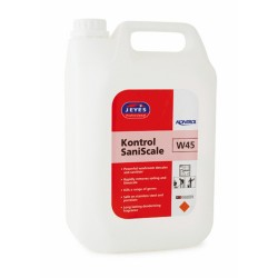 Washroom Sanitiser and  Descaler 2 x 5Ltr