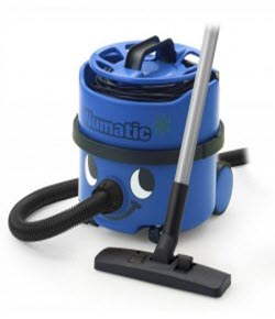 Numatic Commercial Dry Vac PSP180A with AA1 kit