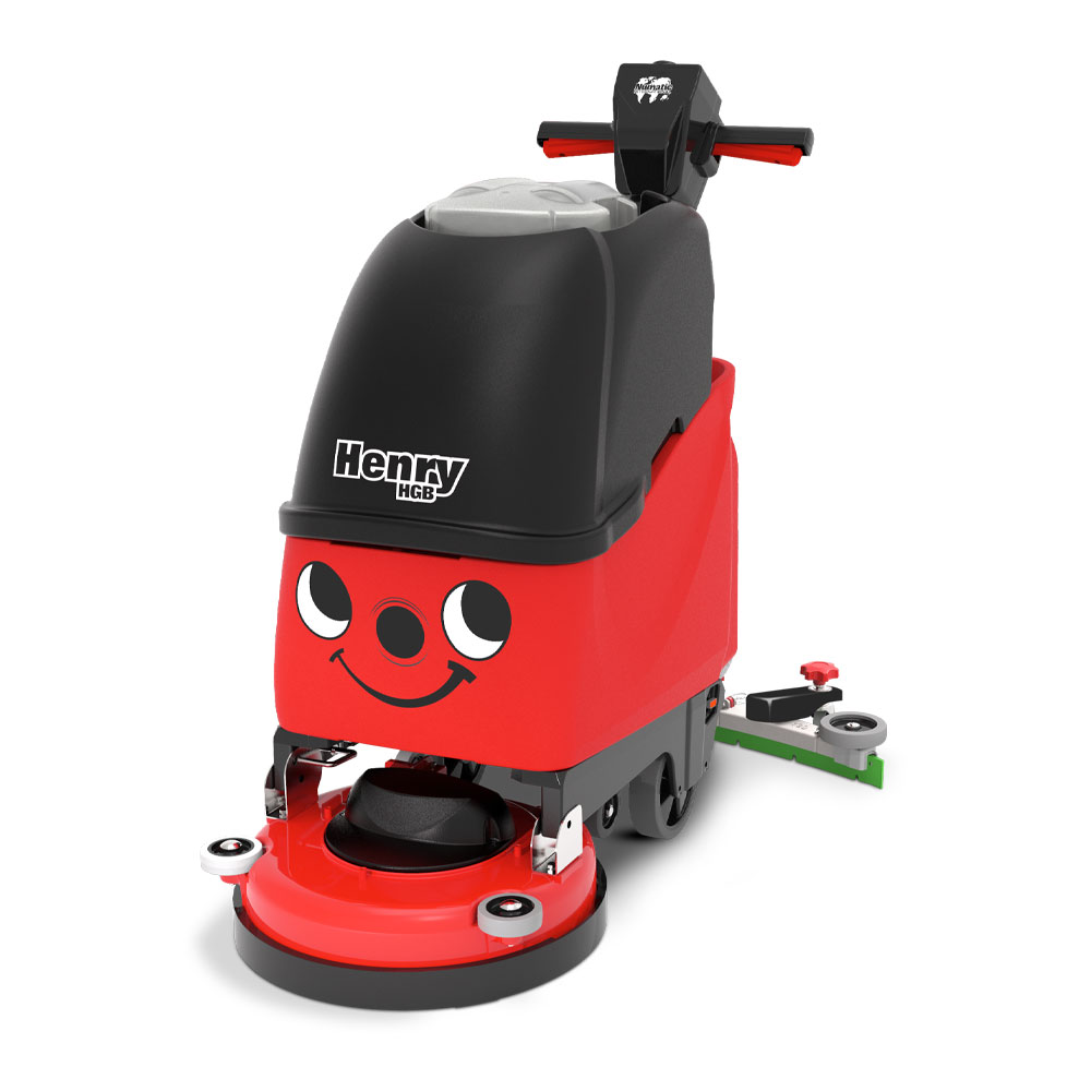 Henry HGB 3045 Battery Scrubber Dryer