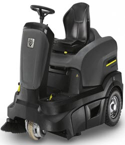 Karcher KM 90/60 R Bp Adv LM Ride-on Sweeper