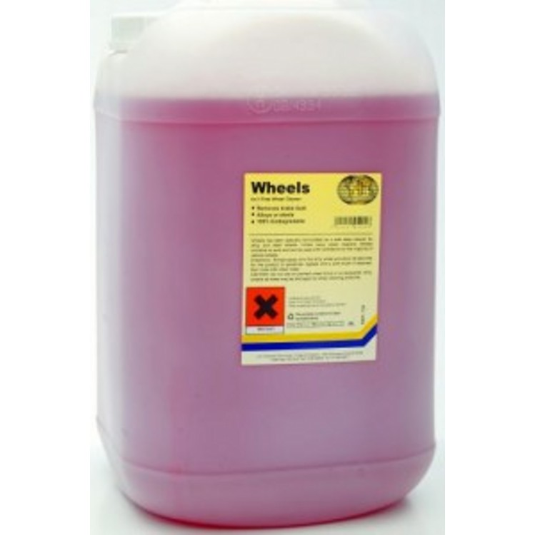Wheels Alloy Steel Wheel Cleaner 25Ltr