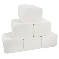 Bulk Pack 2ply Toilet Tissue Pure White