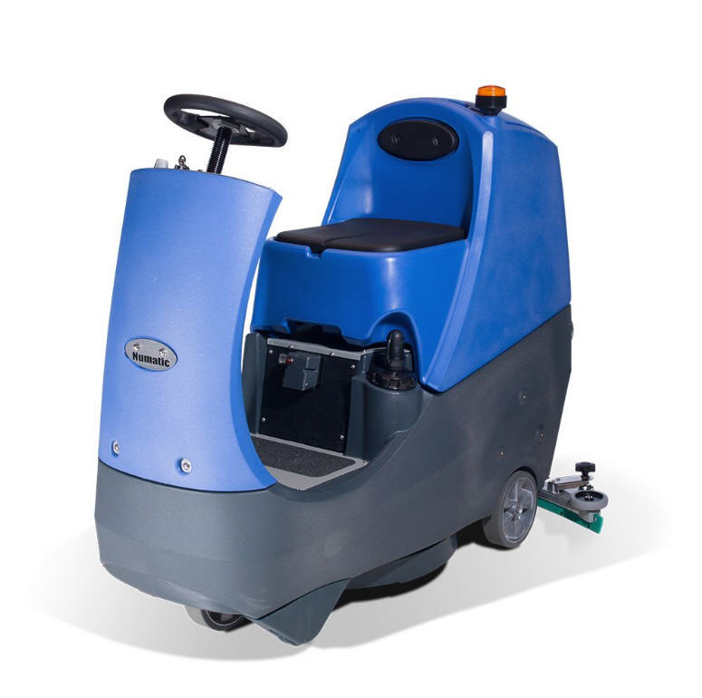 Numatic Ride On Scrubber Dryer CRO8055