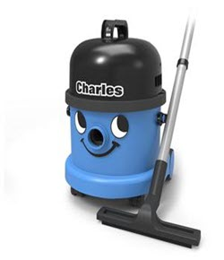 Numatic CVC370-2 Charles Wet Dry Vacuum Cleaner