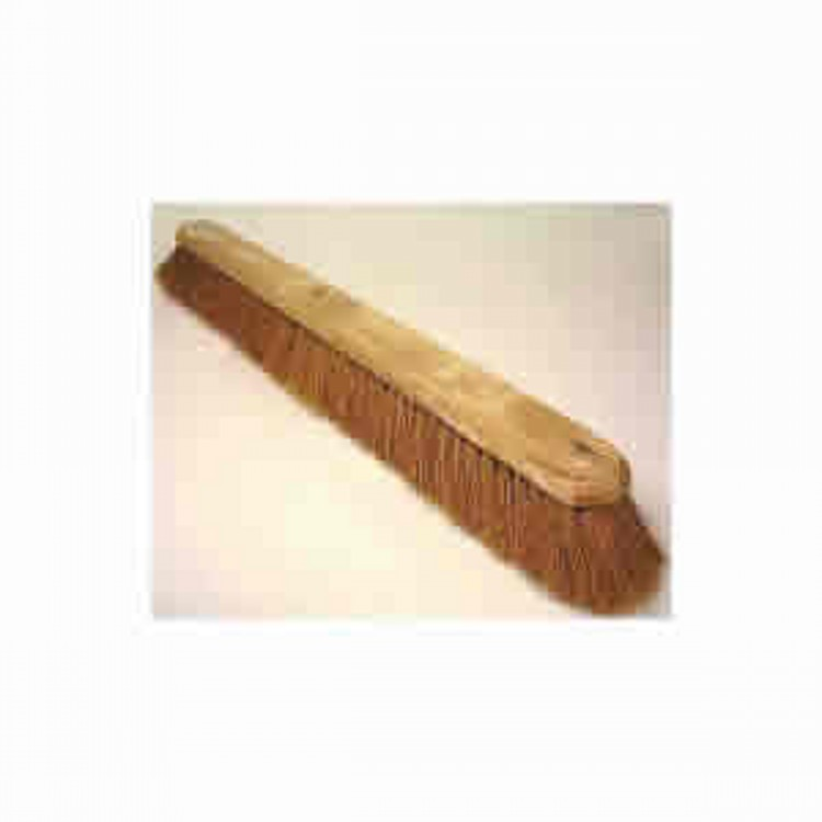 Natural Coco Platform Broom 36""