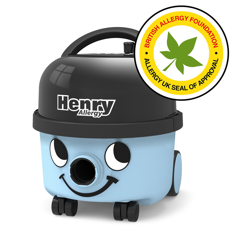Numatic Henry Allergy Vacuum Cleaner Hva160