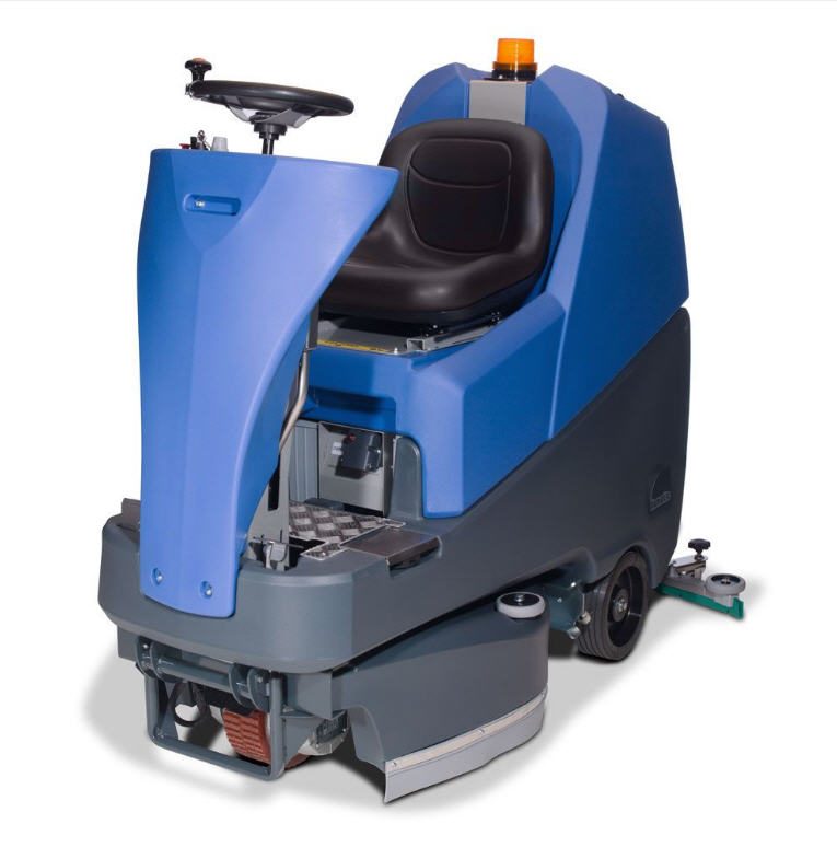 Numatic Ride On Scrubber Dryer TRO650