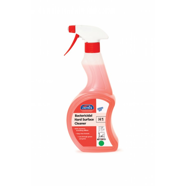 Bactericidal Hard Surface Cleaner 6 x 750ml
