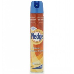 Pledge Furniture Polish 400ml Pk12