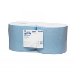 Tork Blue Roll Combi 420 Wiping Paper