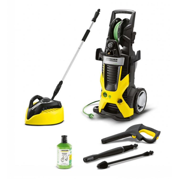Karcher K7 Premium ECO!OGIC Pressure Washer with T400 Patio Cleaner