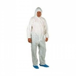 Disposable Paper Coveralls
