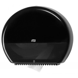 Tork Jumbo Toilet Roll Dispenser (Black)