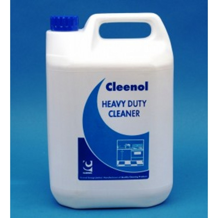 Heavy Duty Cleaner (2 x 5 Ltr)